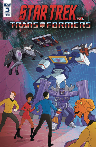 Star Trek vs Transformers (2018) #03
