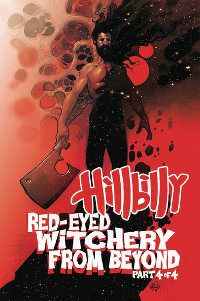 Hillbilly: Red Eyed Witchery From Beyond #04