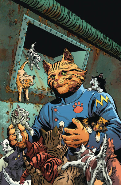 Captain Ginger (2018) #02
