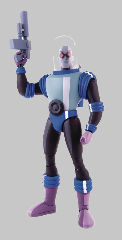 Batman Animated Mr Freeze 1/6 Scale Collectable Figure