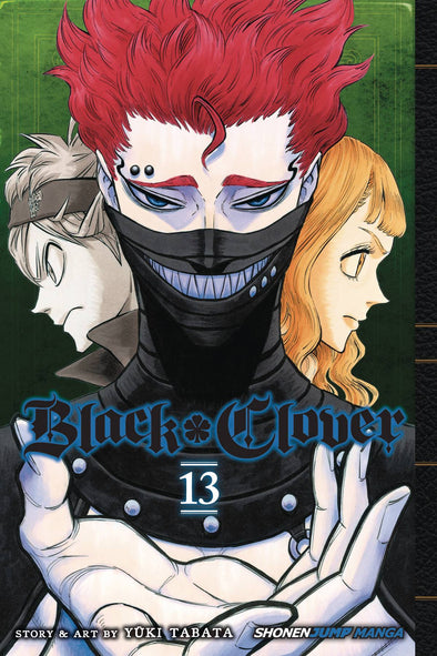 Black Clover TP Vol. 13