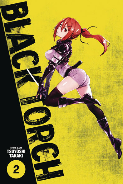 Black Torch TP Vol. 02