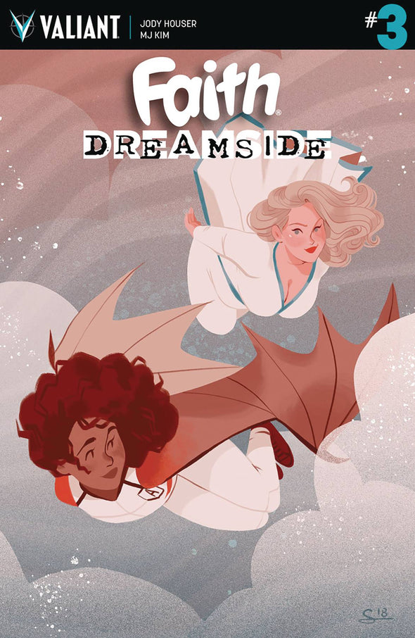Faith: Dreamside (2018) #03 (Sibylline Meynet Variant)