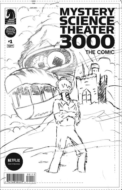 Mystery Science Theatre 3000 (2018) #03 (Steve Vance Variant)