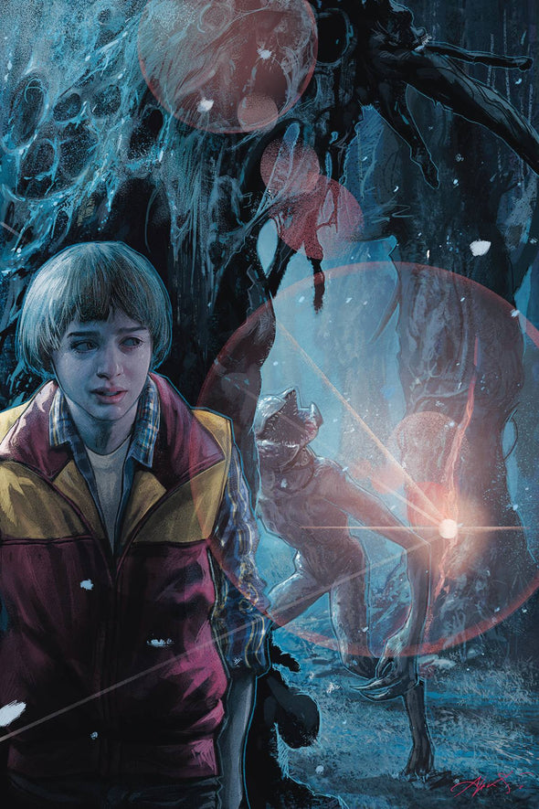 Stranger Things (2018) #03