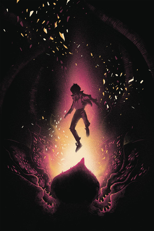 Stranger Things (2018) #03 (Matthew Taylor Variant)