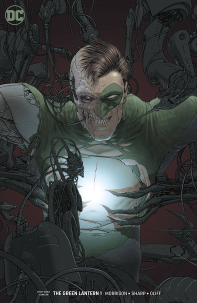 Green Lantern (2018) #01 (Frank Quitely Variant)