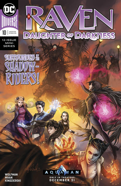 Raven: Daughter of Darkness (2018) #10