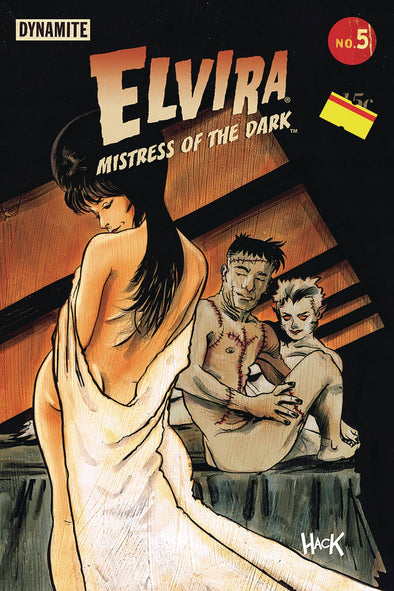 Elvira: Mistress of Dark (2018) #05 (Robert Hack Variant)