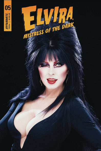 Elvira: Mistress of Dark (2018) #05 (Photo Variant)