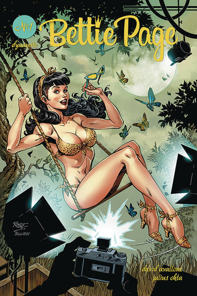 Bettie Page (2018) #01