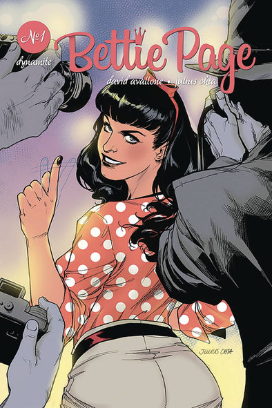Bettie Page (2018) #01 (Julius Ohta Variant)