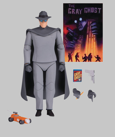 Batman: The Animated Series - Grey Ghost