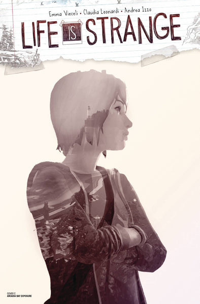 Life is Strange (2018) #02 (Game Art Variant)
