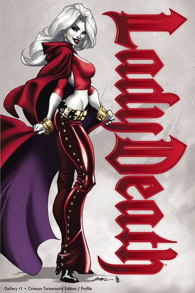 Lady Death Gallery Crimson Turnaround ED #01 (PROFILE)