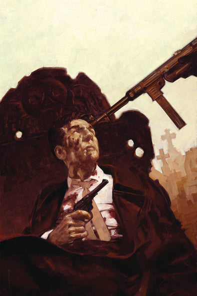 Joe Golem Occult Detective: The Drowning City #04