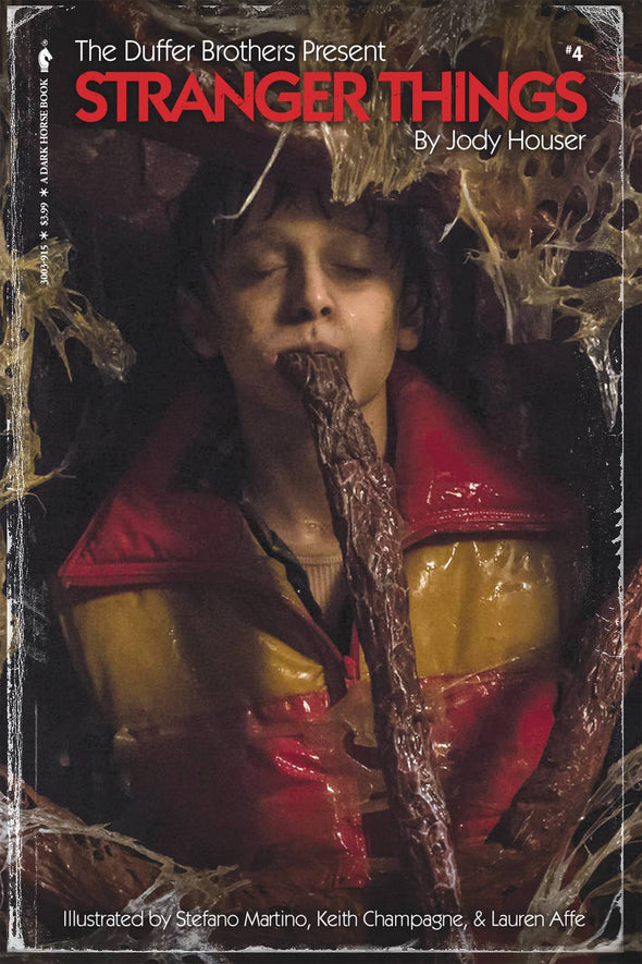 Stranger Things (2018) #04 (PhotoVariant)