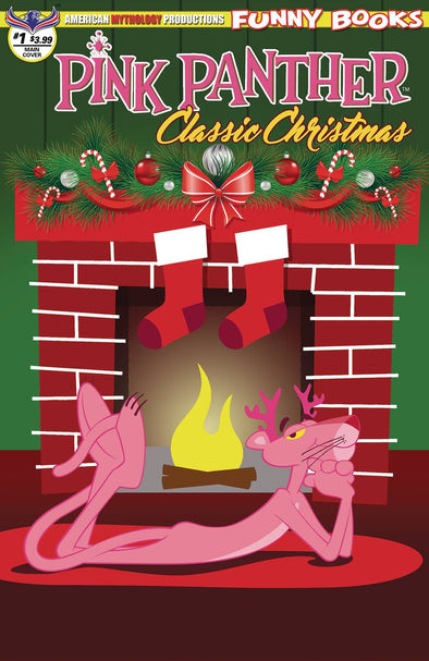 Pink Panther Classic Christmas (2018) #01