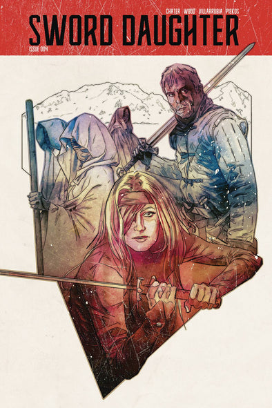 Sword Daughter (2018) #04 (Mack Chater Variant)