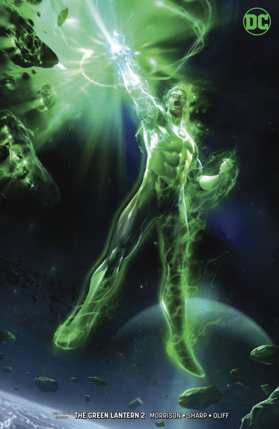 Green Lantern (2018) #02 (Francesco Mattina Variant)