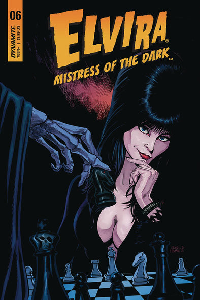 Elvira: Mistress of Dark (2018) #06 (Craig Cermak Variant)