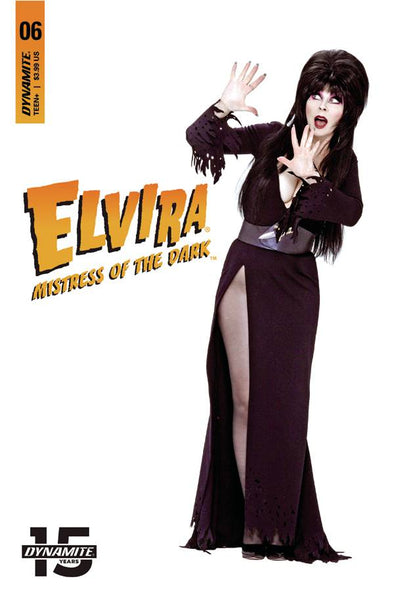 Elvira: Mistress of Dark (2018) #06 (Photo Variant)