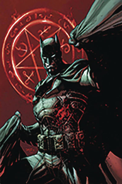 Batman Damned (2018) #01 (DF Jim Lee Variant Signed by Jim Lee + COA)