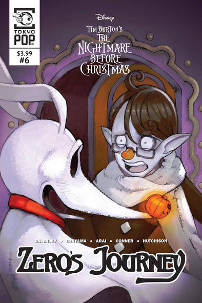 Nightmare Before Christmas: Zero's Journey (2018) #06