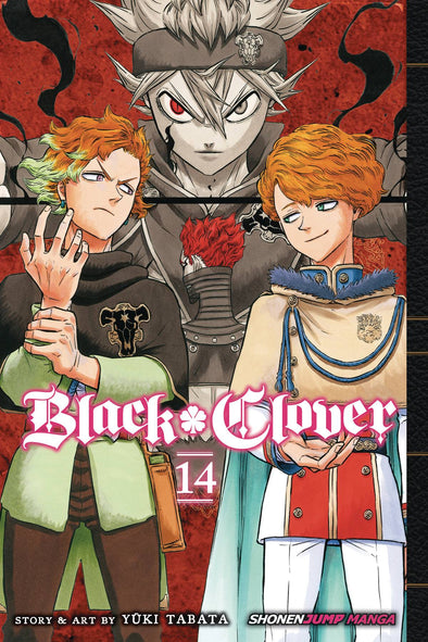 Black Clover TP Vol. 14
