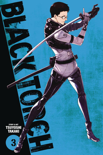 Black Torch TP Vol. 03