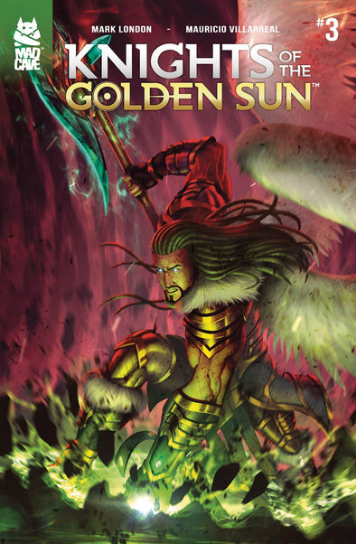 Knights of the Golden Sun #03