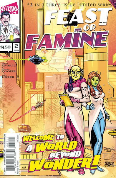 Feast or Famine (2018) #02
