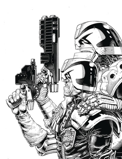 2000 AD Pack January 2019