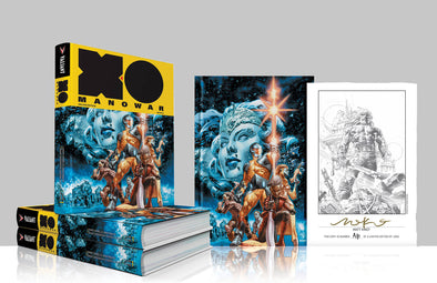 LCSD 2018 X-O Manowar DLX Signed by Kindt HC