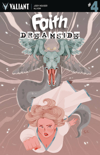 Faith: Dreamside (2018) #04 (Sibylline Meynet Variant)