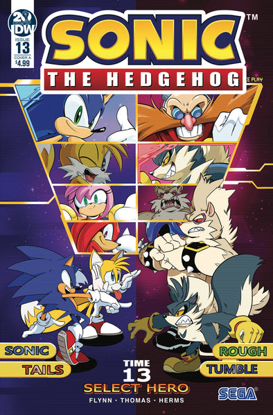 Sonic the Hedgehog (2018) #13