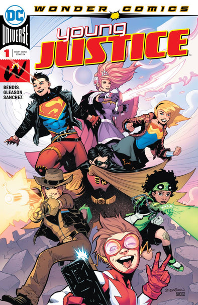 Young Justice (2019) #01