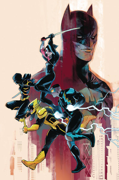 Batman and the Outsiders (2018) #02 (Otto Schmidt Variant)