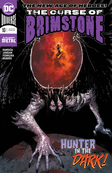 Curse of Brimstone (2018) #10