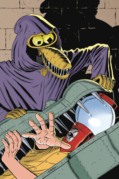 Mystery Science Theatre 3000 (2018) #05 (Steve Vance Variant)