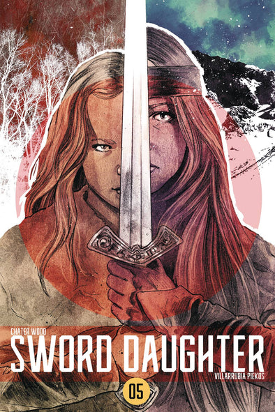 Sword Daughter (2018) #05 (Mack Chater Variant)