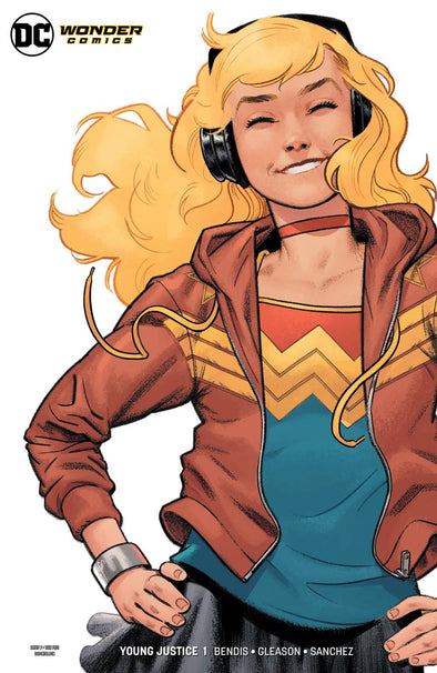 Young Justice (2019) #01 (Evan Shaner Wonder Girl Variant)