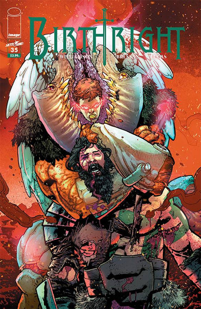 Birthright (2014) #35