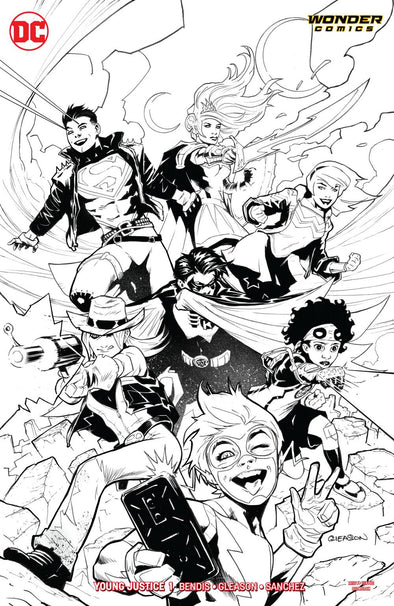 Young Justice (2019) #01 (Patrick Gleason Variant)