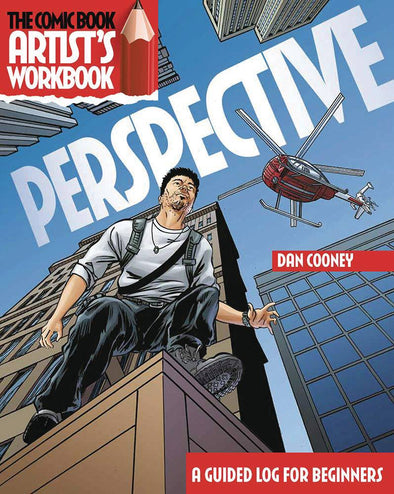 Comic Book Artist Workbook Perspective SC