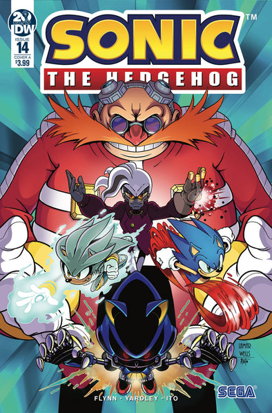 Sonic the Hedgehog (2018) #14