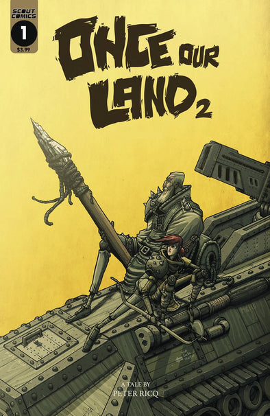 Once Our Land Book Two (2019) #01