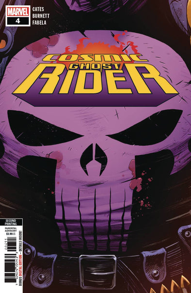 Cosmic Ghost Rider (2018) #04 (2nd Printing)