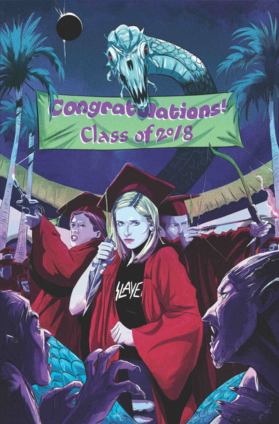 Buffy the Vampire Slayer (2019) #02 (Ryan Inzana Variant)