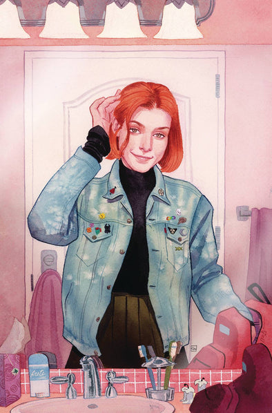 Buffy the Vampire Slayer (2019) #02 (Kevin Wada Variant)